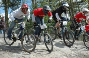 top 10 outdoor recreational activities mountain biking