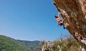 high mountain recreation