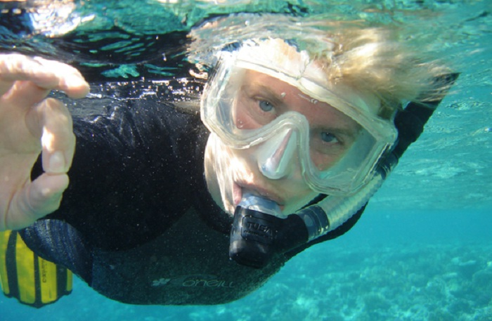 clear water snorkeling in florida keys