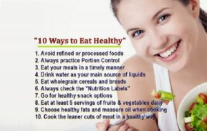 Ways to Eat Better