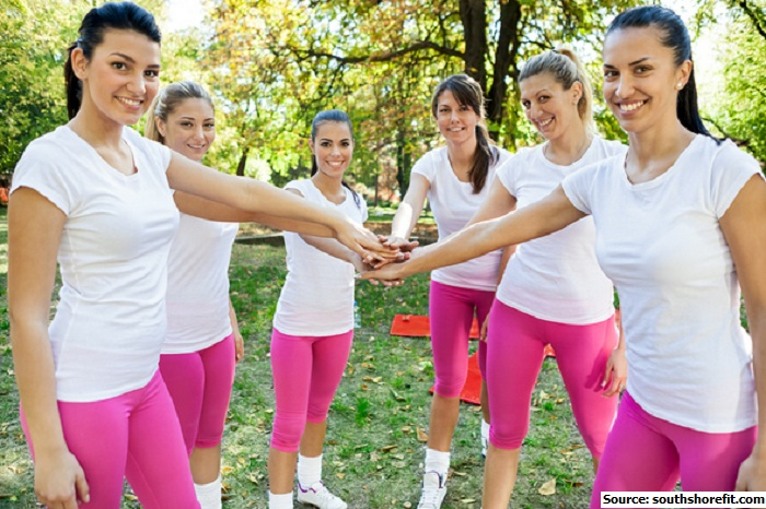 benefits of fitness community