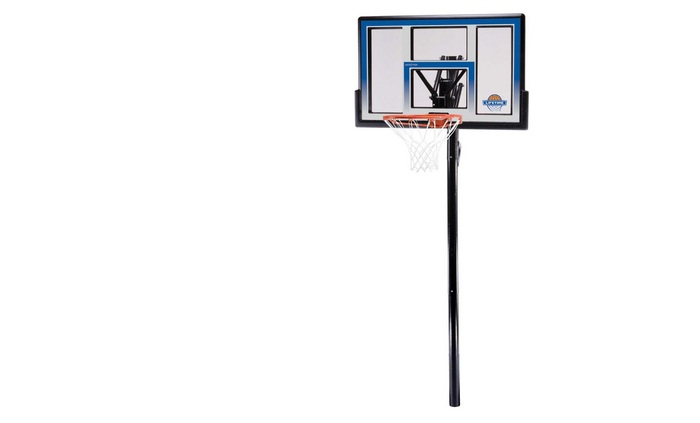 48 Inch In Ground Basketball Hoop