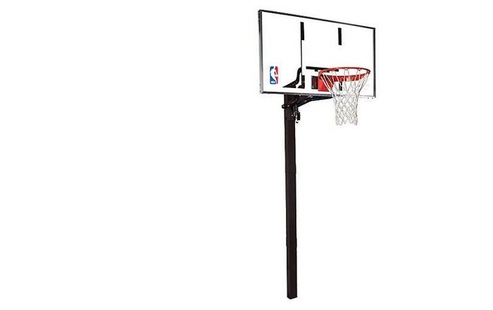 54 Inch In Ground Basketball Hoop