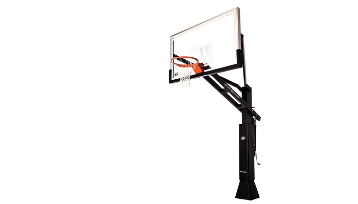 Ryval C872 In Ground Basketball Hoop