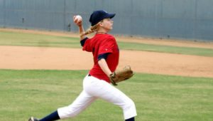 Improved Pitching and Throwing Skills