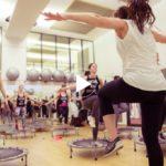 Trampoline Exercise Videos