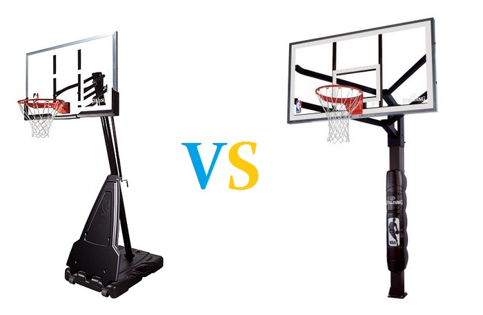 In Ground vs Portable Basketball Hoop: Which One Is Suitable For Me |
