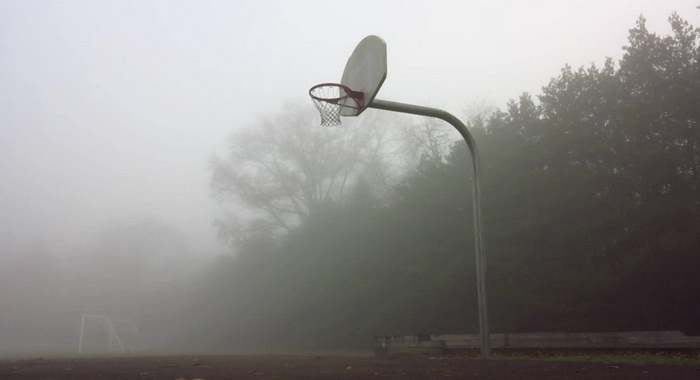 Outdoor Basketball Goal