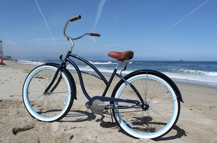 my favorite cruiser bike